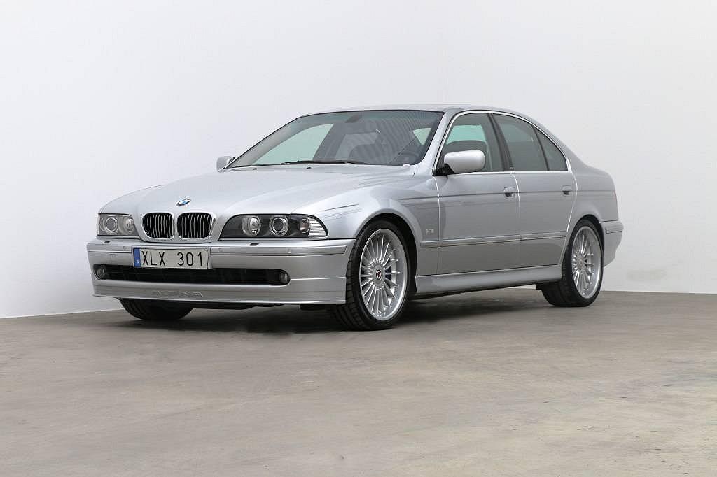 BMW B10 Alpina V8 S Sedan 1/145 ex - 375hk