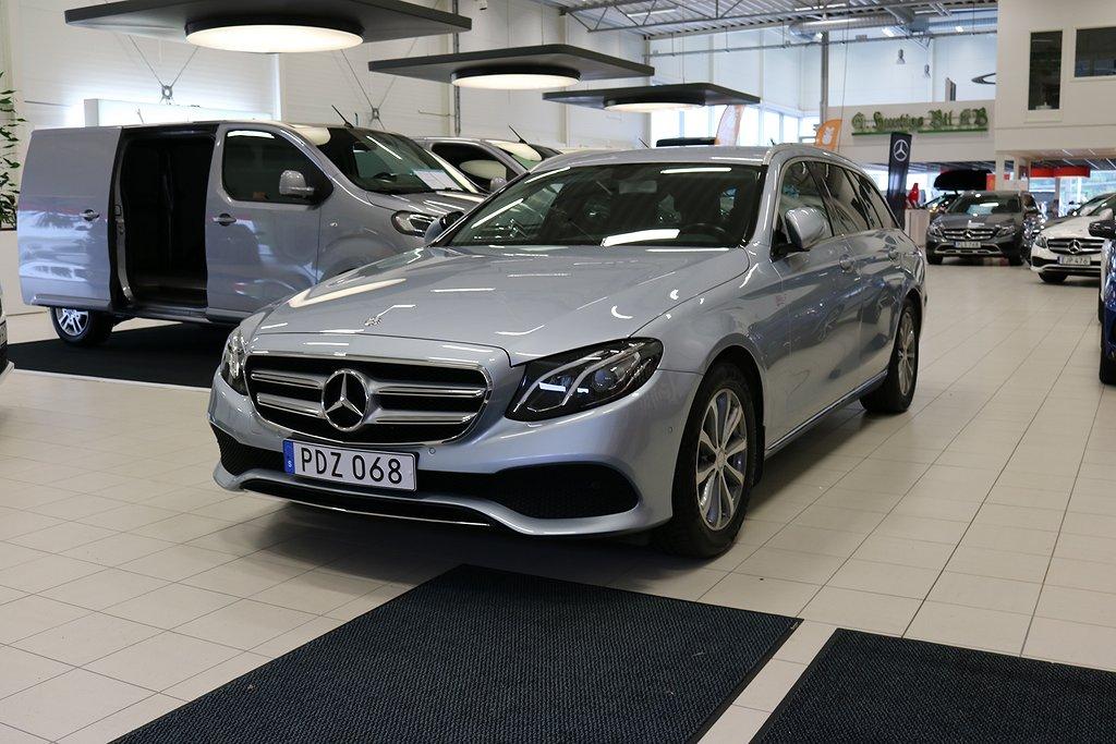 Mercedes-Benz E 220 T d 9G-Tronic Euro 6 194hk
