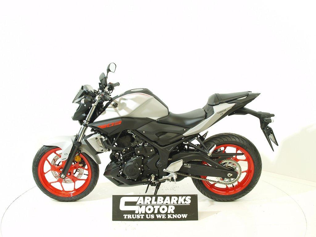 Yamaha MT-03 Utförsäljing Demo