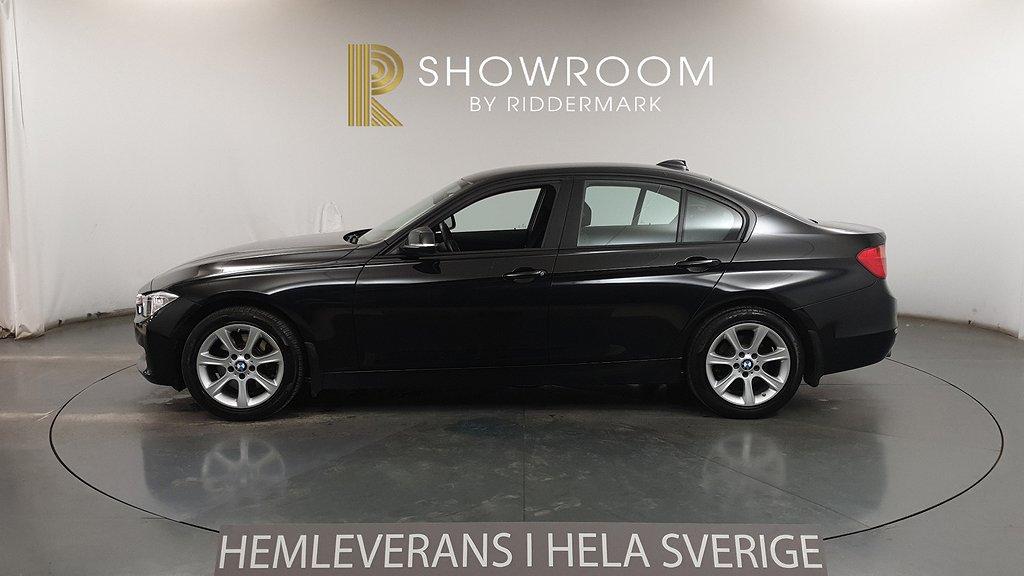 BMW 328i xDrive Sedan, F30 (245hk)