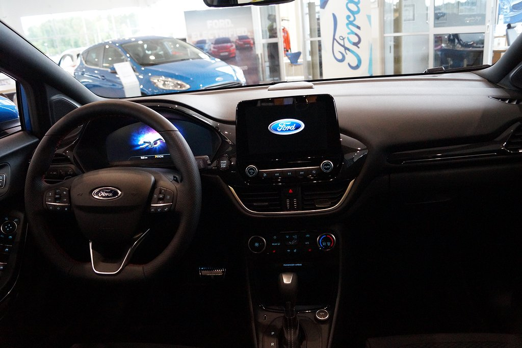 "Ford Puma 1.0T EcoBoost 125hk Aut 7 ST-Line ""Nya Modellen"""