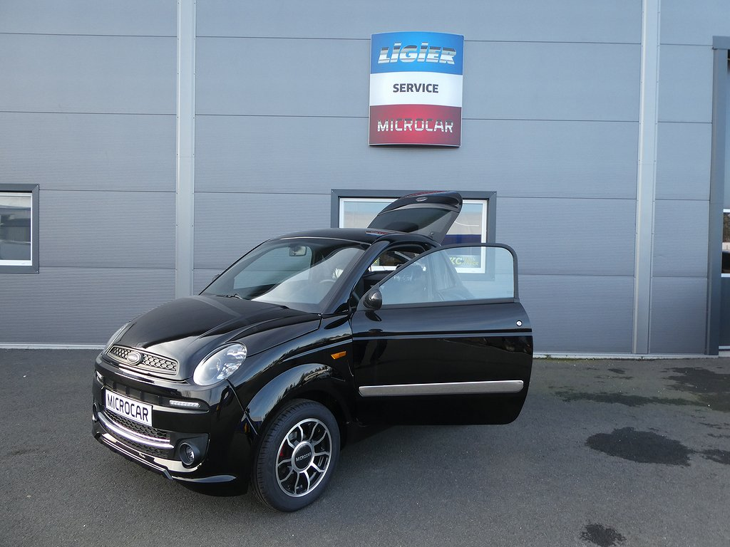 Microcar Due Limited Le