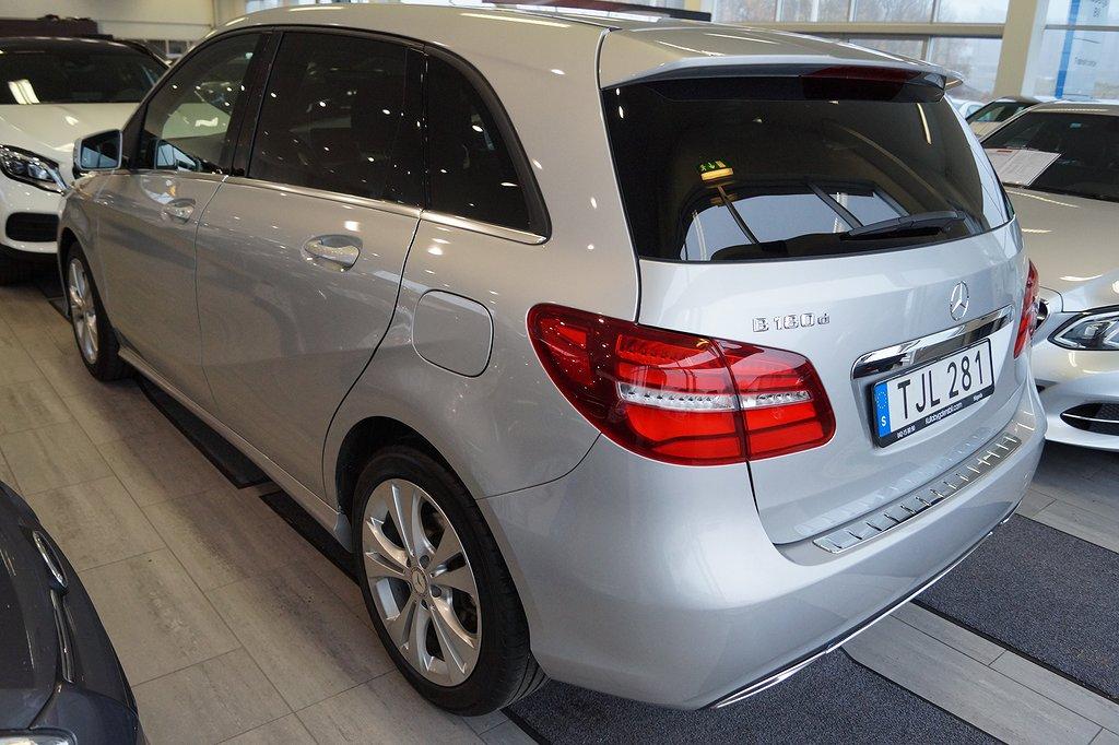 Mercedes-Benz B 180 d Euro 6