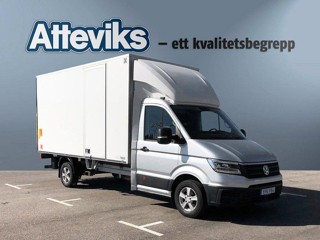 Volkswagen Crafter TDI 177hk Aut Volymax/Lyft/Trucker