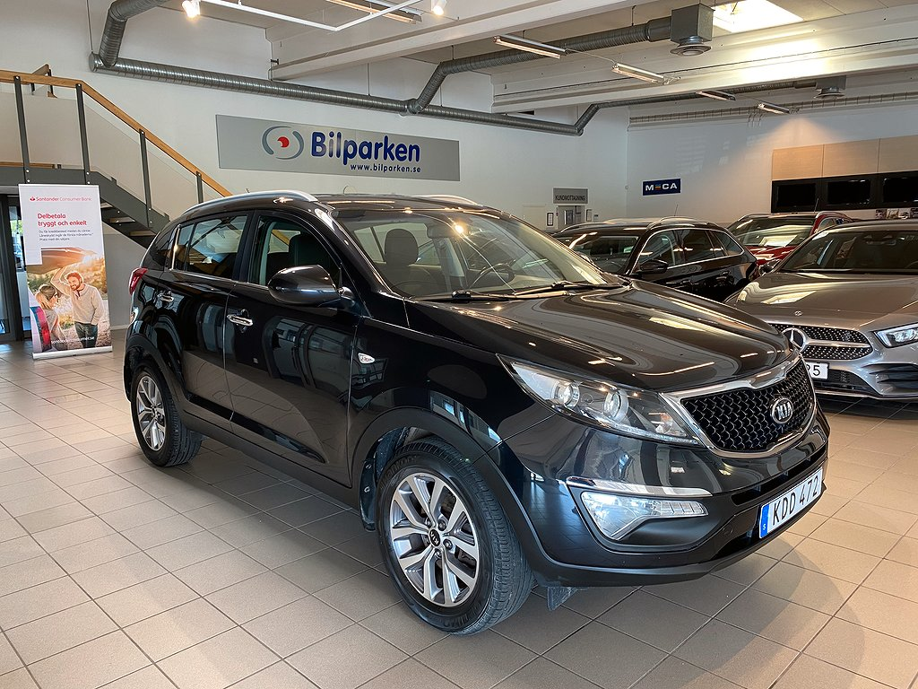 Kia Sportage 1.7 CRDi Euro 6 115hk