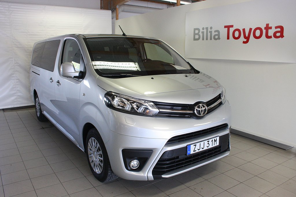 Toyota Verso ProAce 1.5 Shuttle Long 9-sits