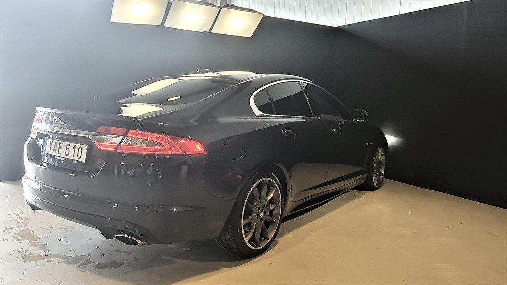 Jaguar XF 5.0 V8 385 hk