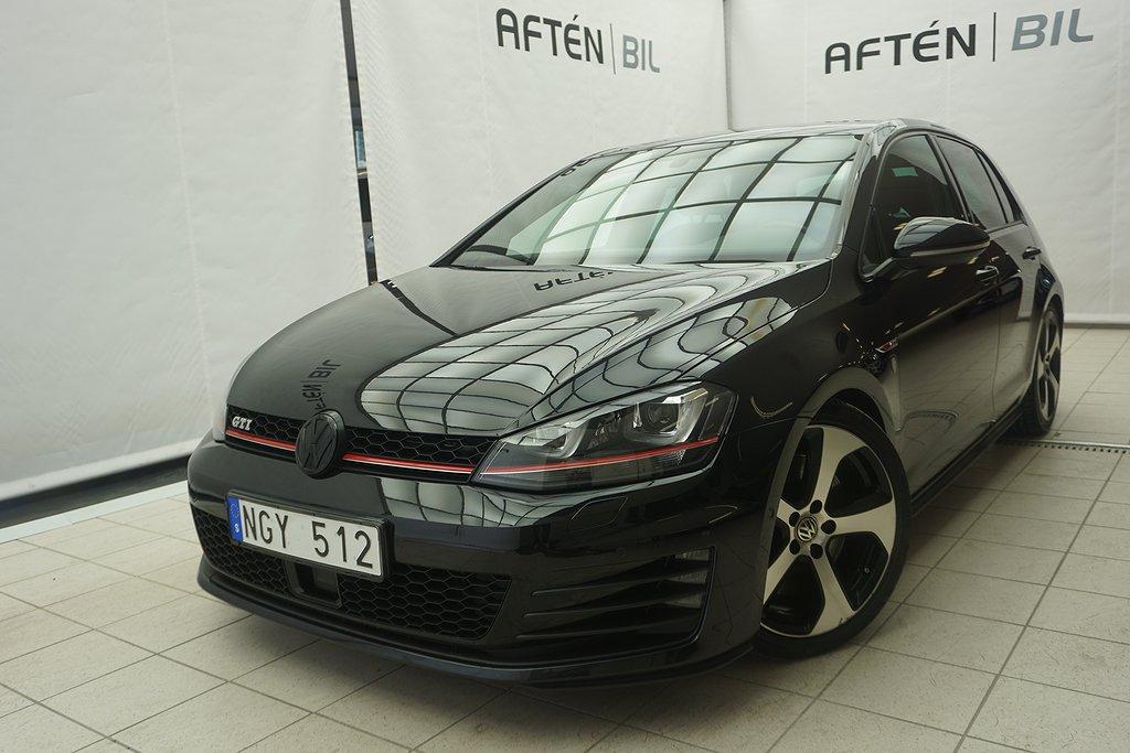 Volkswagen Golf GTI 230hk AUT XENON EU6