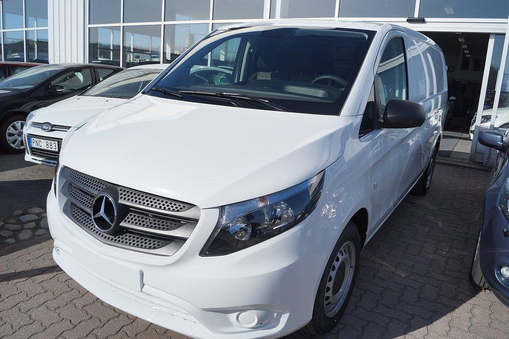 Mercedes-Benz Vito 116 / Automat / Dragkrok / 269.000:- + moms