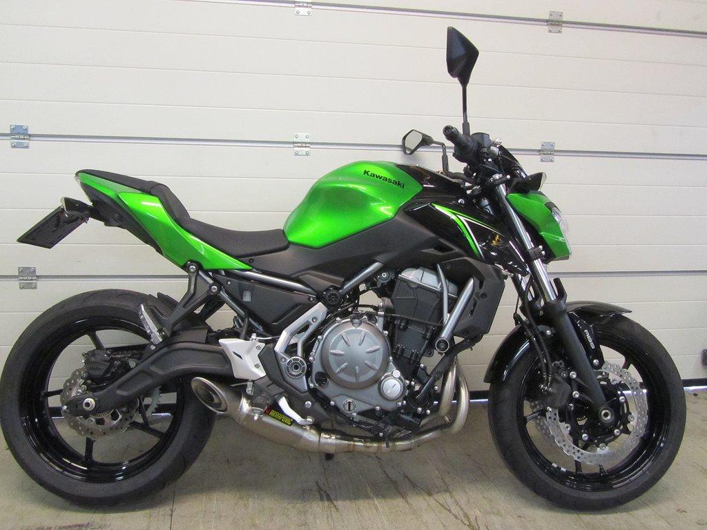 Kawasaki Z650 ABS * Akrapovic Edition*