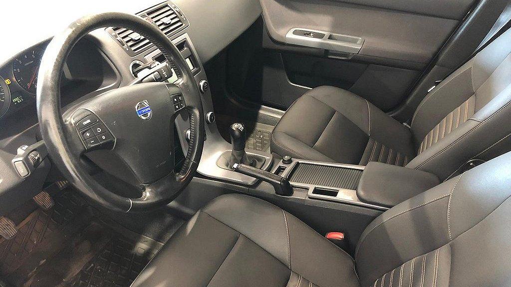 Interiören på Volvo V50