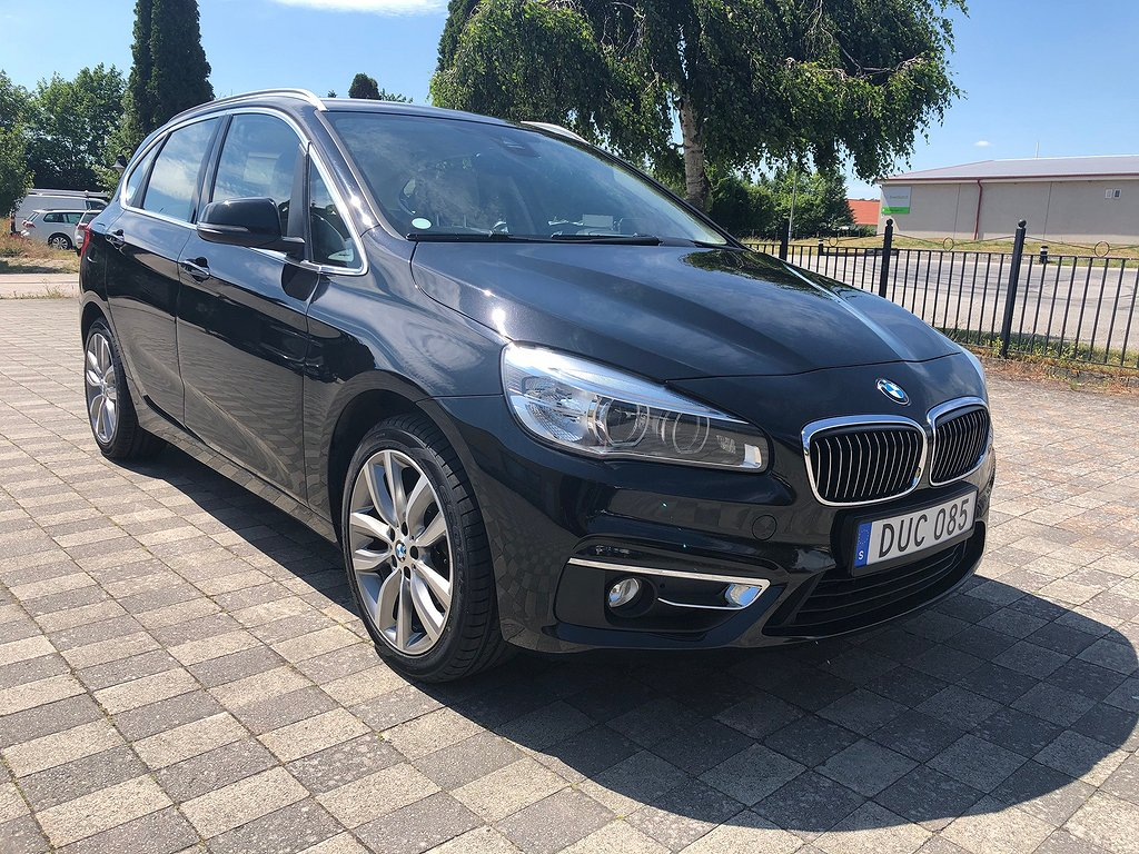 BMW 218d Active Tourer Luxury Line