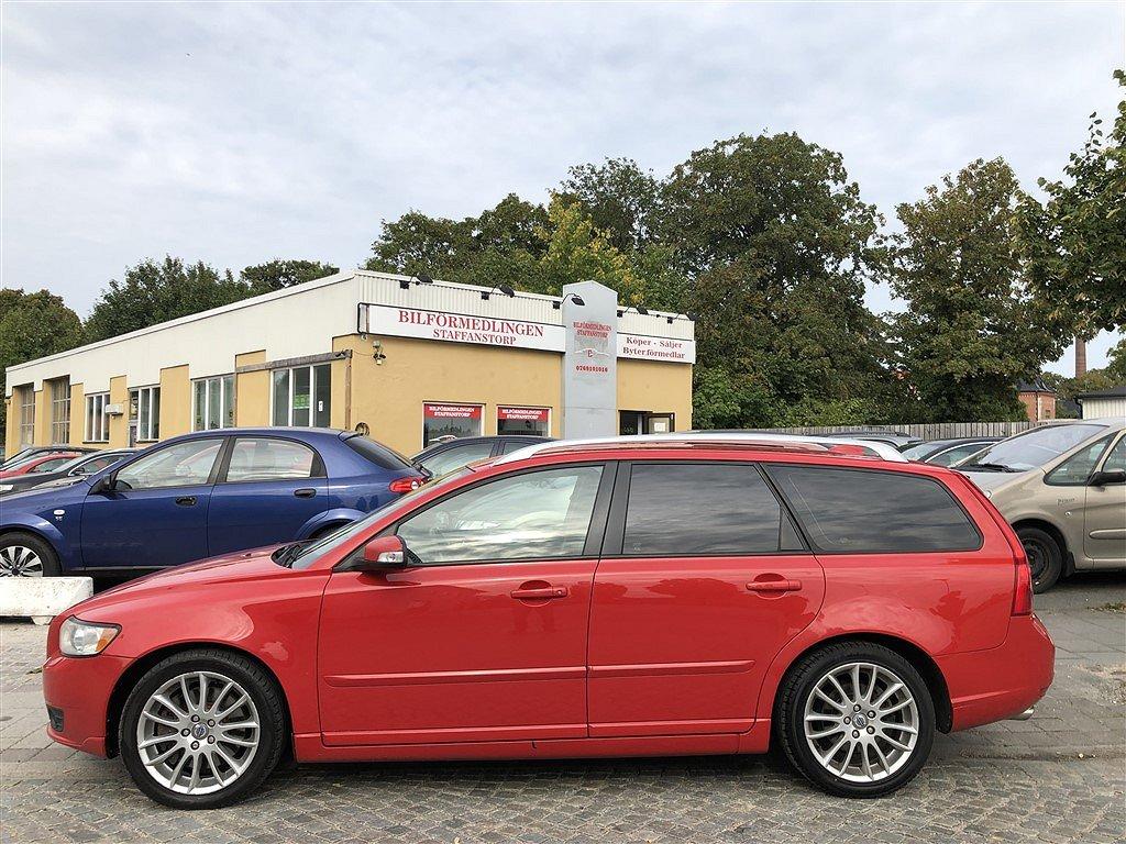 Volvo V50 D5 *180HK* SUMMUM AUT SKINN FACELIFT