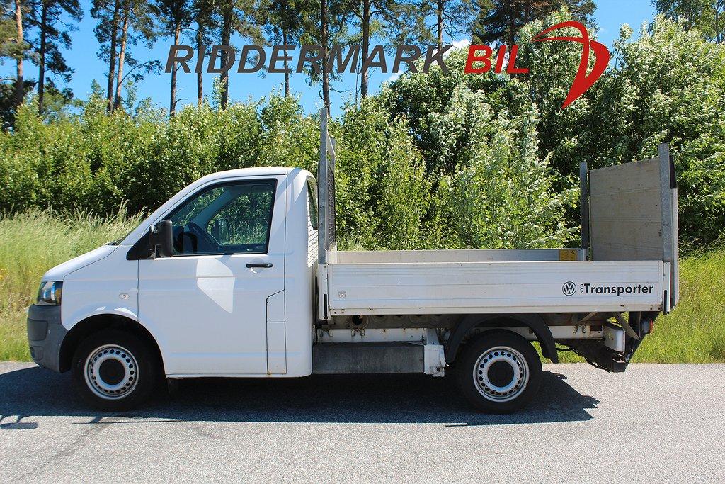 VW Transporter T5 2.0 Ecofuel Pickup (115hk)