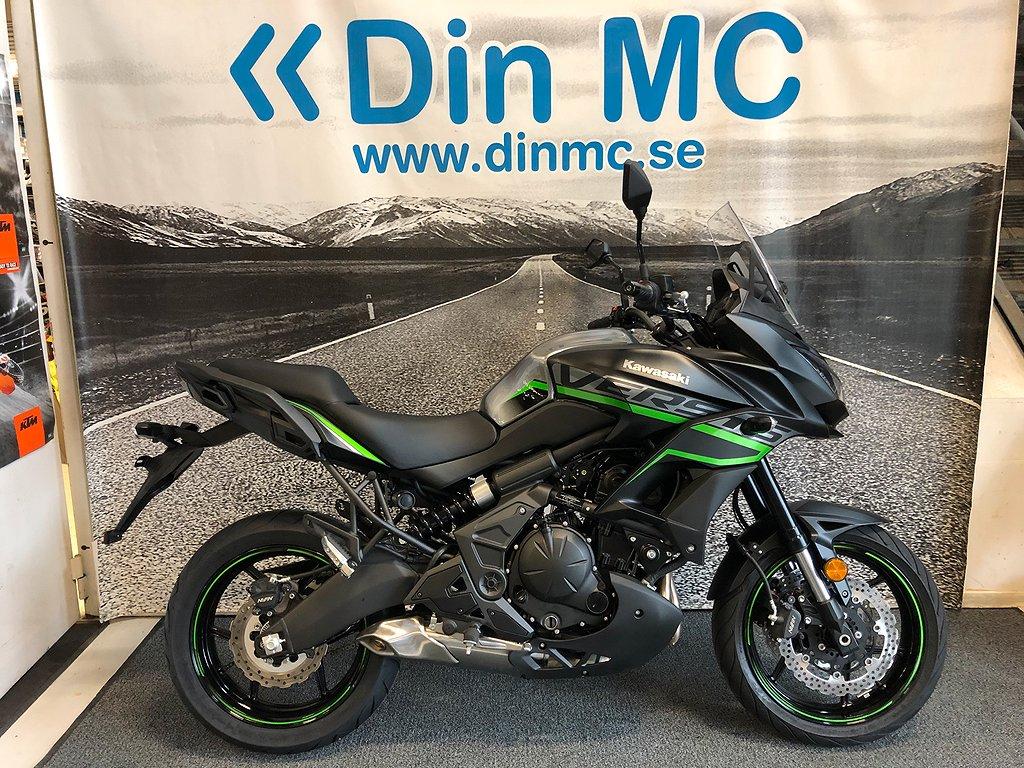 Kawasaki Versys 650 2020 I Butik!