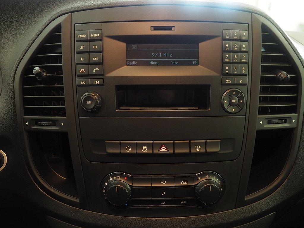 Mercedes-Benz Vito 114 d Aut Plus DRAG 2017