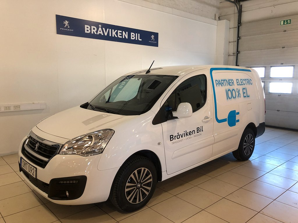 Peugeot Partner Electric L2 PRO+ LEASEBAR