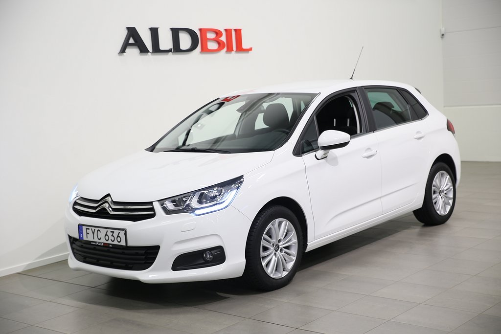 Citroën C4 Puretech 110hk Feel