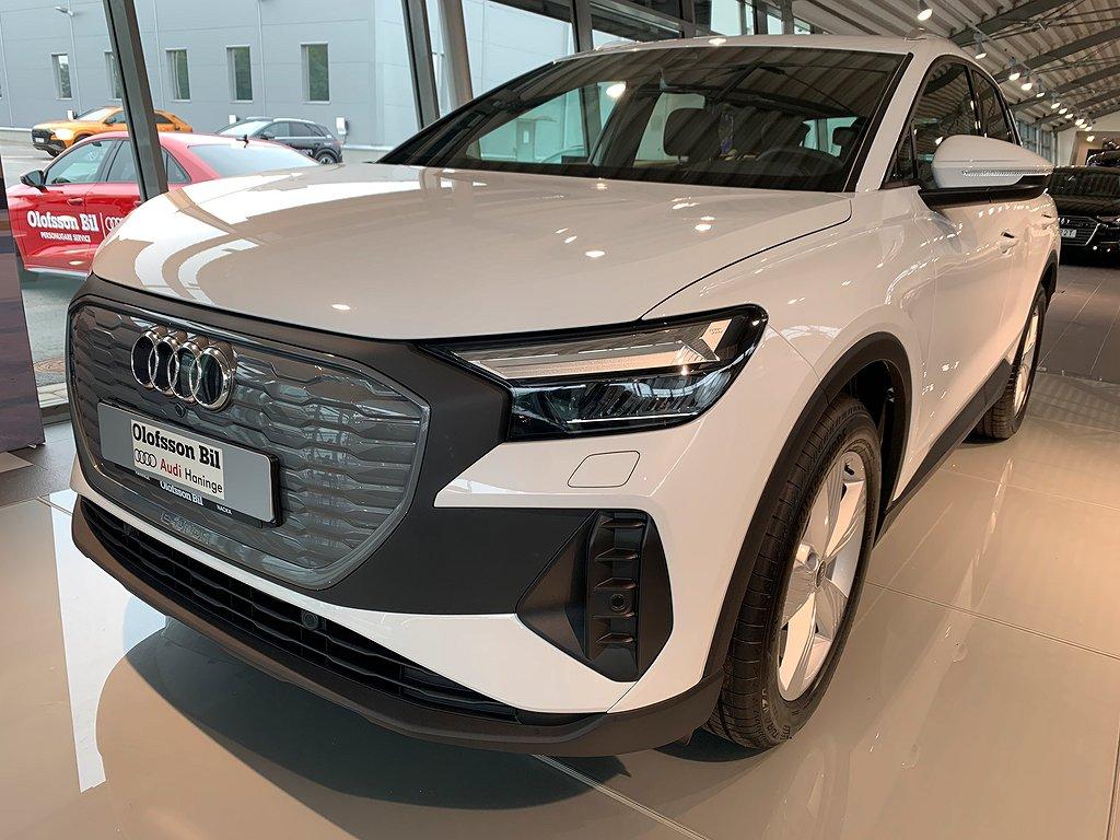Audi E-Tron Q4 40 Proline Dragkrok SNABB Lev - Privatleasing