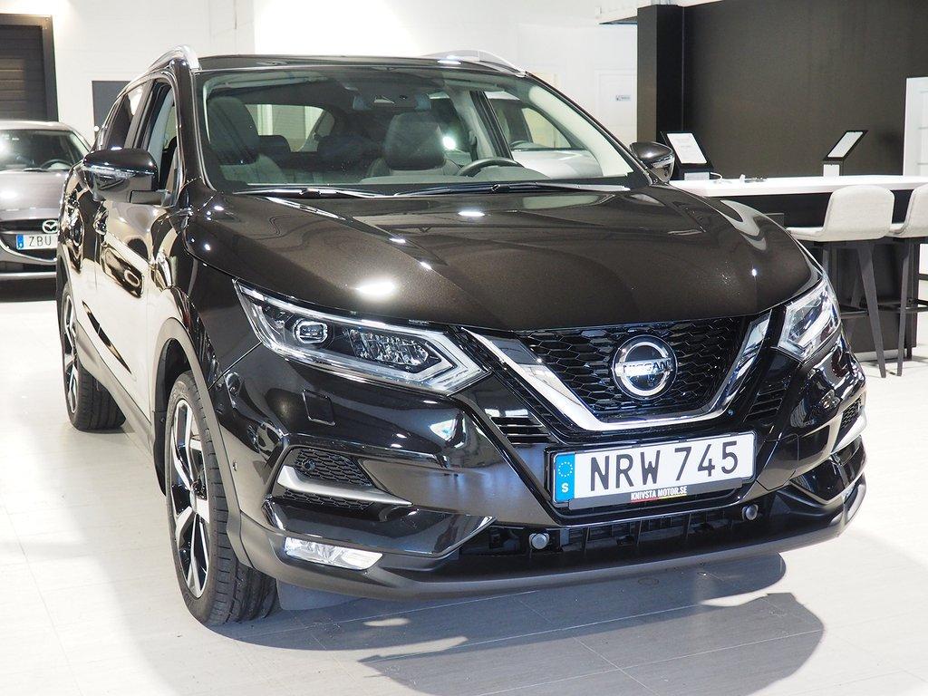 Nissan Qashqai 1.3 Tekna Design 2019