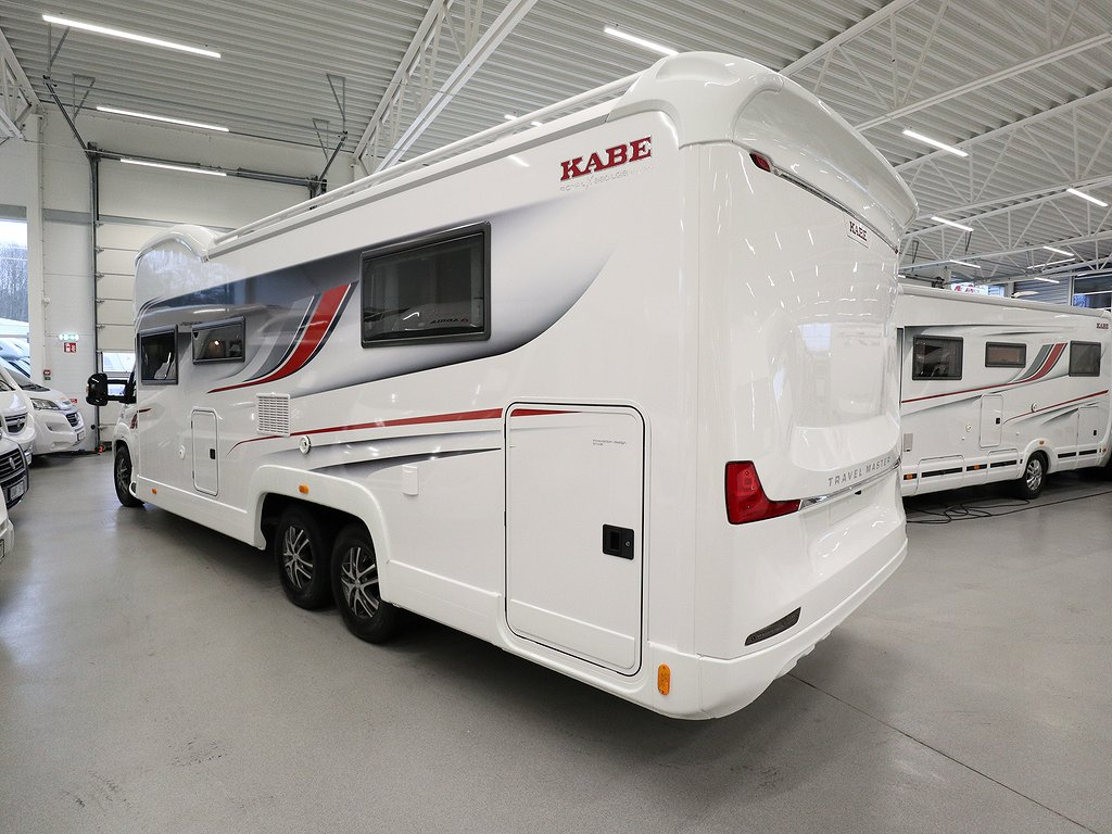 Kabe TravelMaster Royal X 880 LQB - Kabe