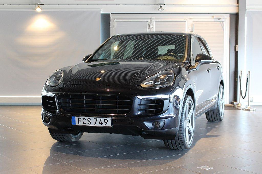 Porsche Cayenne Diesel Tiptronic S Euro6 Värmare