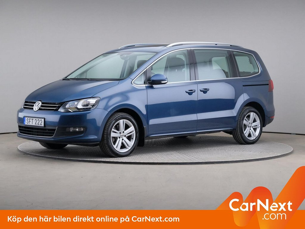 Volkswagen Sharan Tdi 150 Premiumpaket