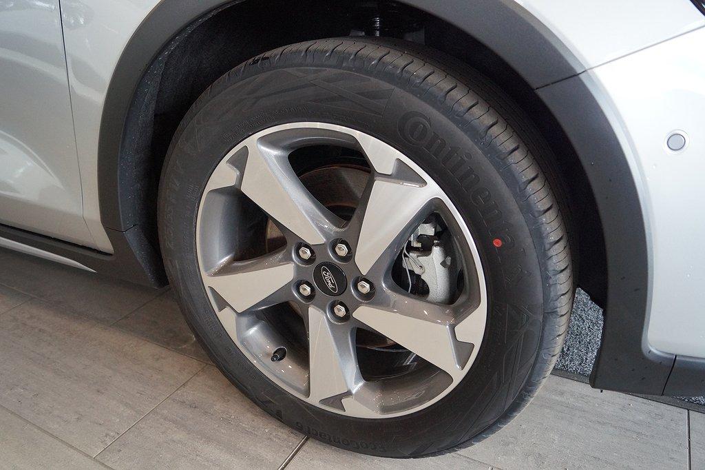 Ford Focus *1.95%ränta&5000kr i fritt bränsle* Active 1.0T EcoBoost A