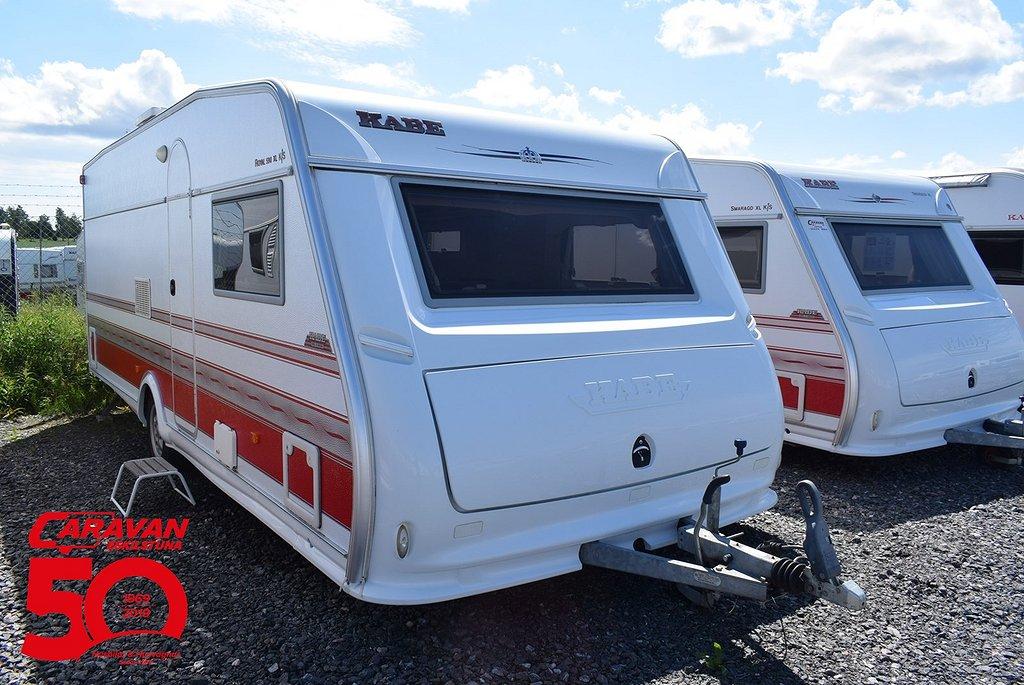 Kabe Royal 590 XL KS / Förtält