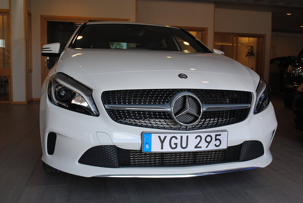 Mercedes-Benz A *1.95%ränta&5000kr i fritt bränsle* 200 d 4MATIC 7G-DCT 136hk