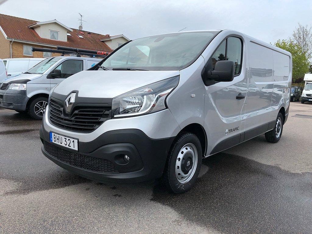 Renault Trafic L2H1 1.6 dCi Euro 6 NY BIL