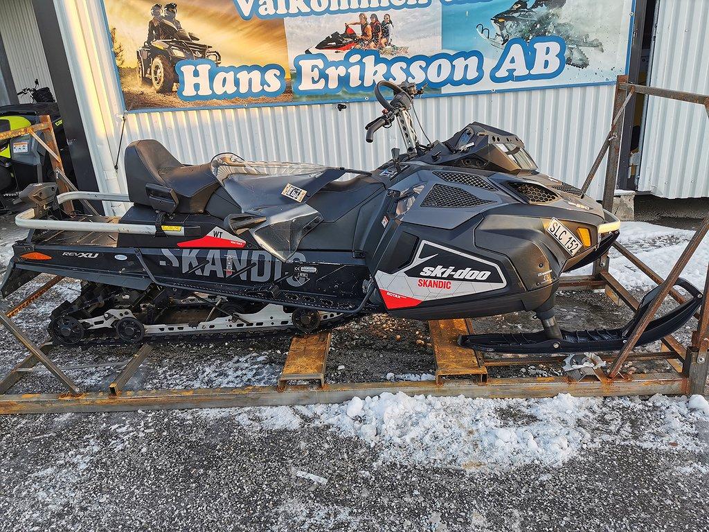 Ski-doo Skandic 550 WT