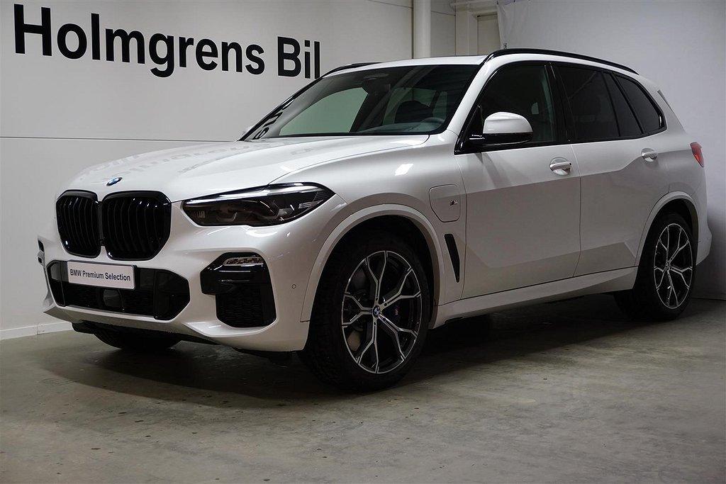 BMW X5 xDrive45e M Sport Innovation Drag Komfortöpping H K
