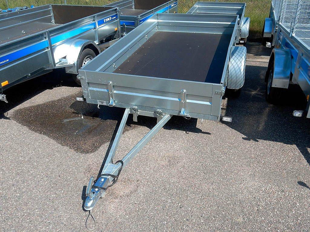 Arcas Trailer 250 750Kg Släp Tippvagn