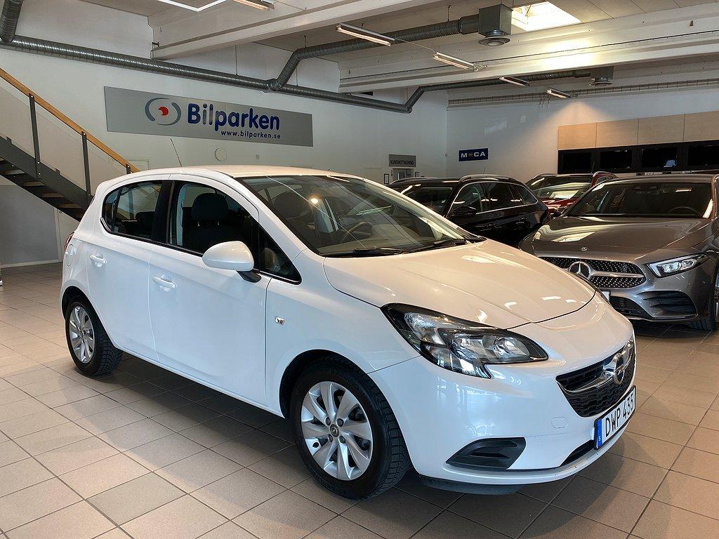 Opel Corsa 5-dörrar 1.4 Automat Euro 6 90hk