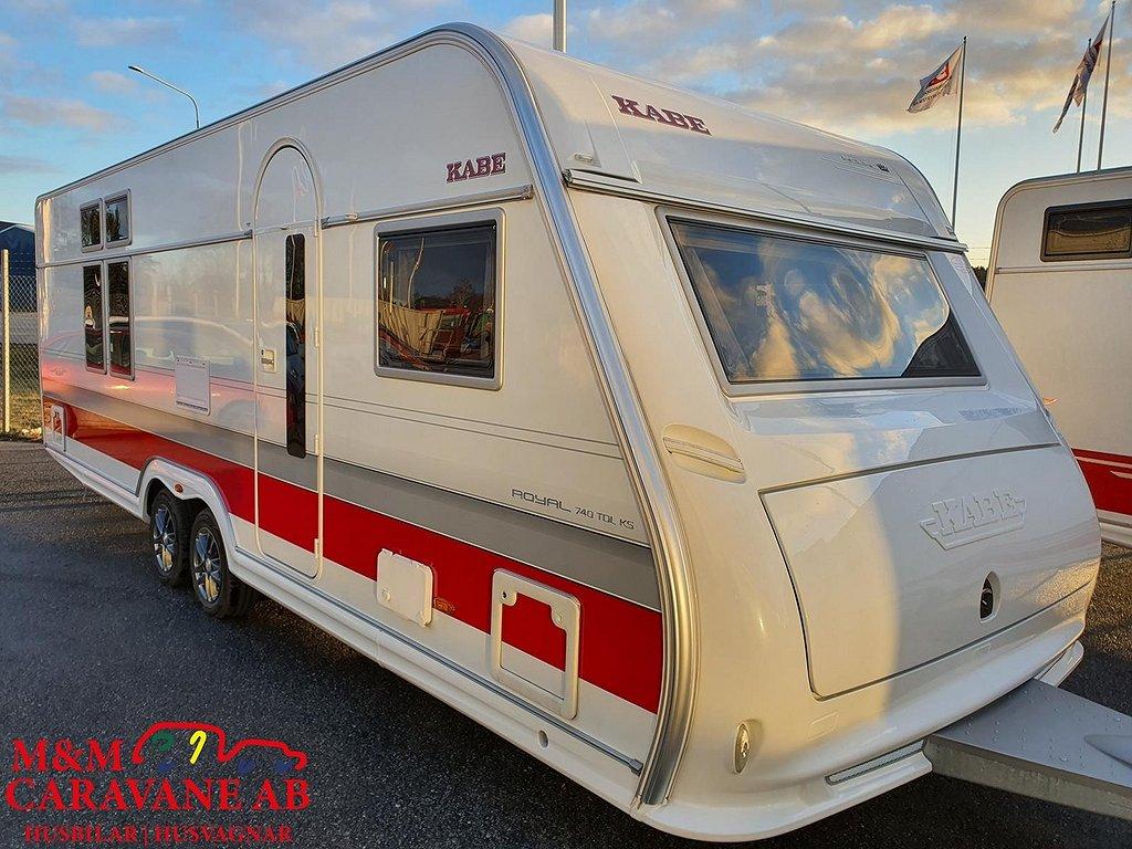 Kabe ROYAL 740 ETDL KS