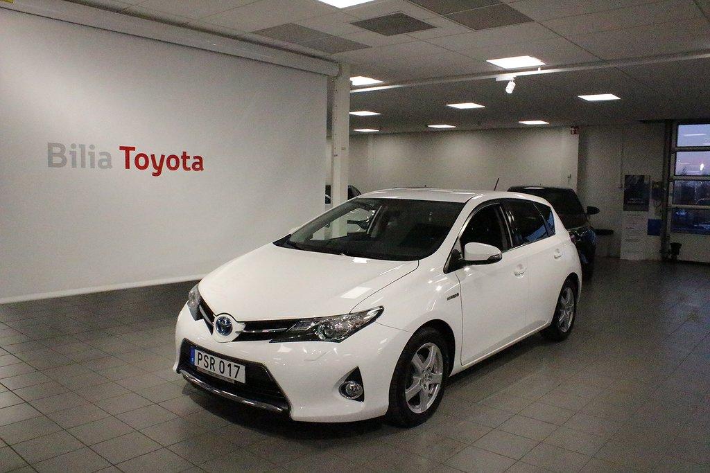 Toyota Auris 1,8 HSD 5D Active - 4-års garanti