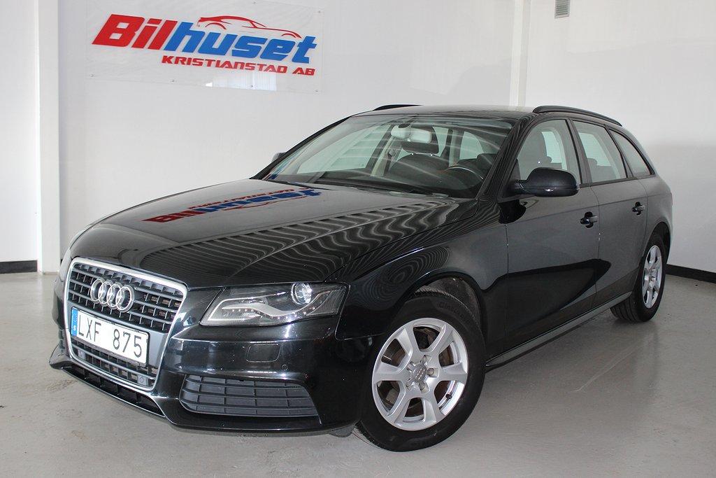 Audi A4 2.0 TDI DPF Multitronic Proline 143hk