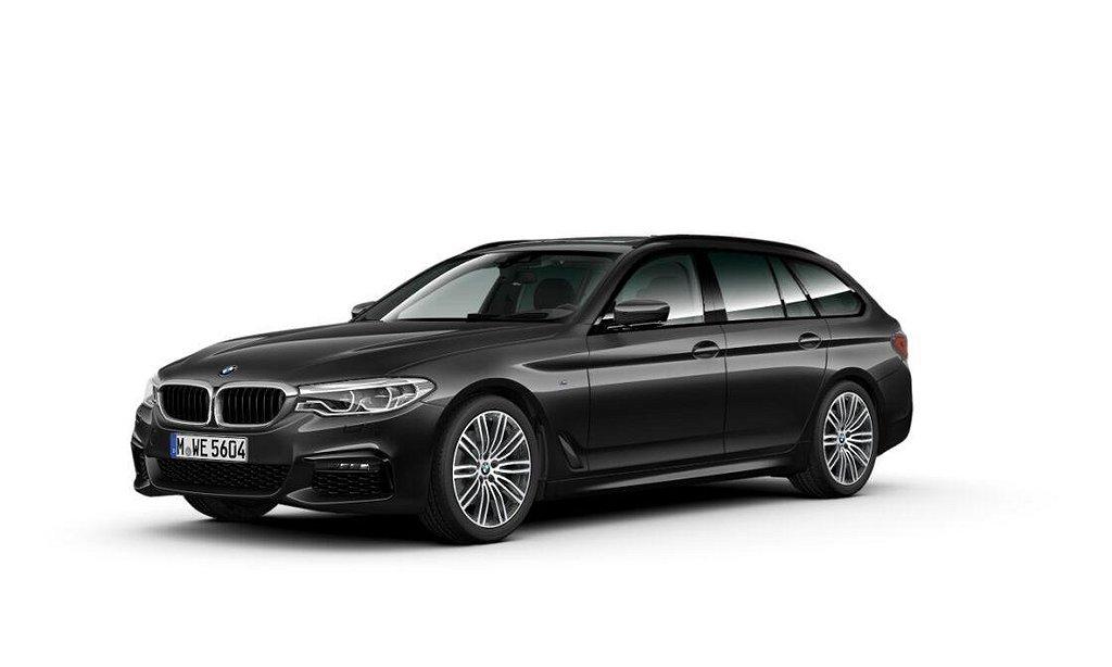 BMW 520 d / xDrive / M-sport / innovation Ed / Värmare / Drag