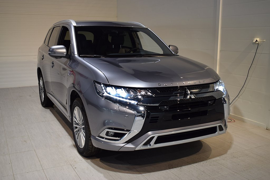 Mitsubishi Outlander P-HEV OPERATIONELL LEASING Business X 2020