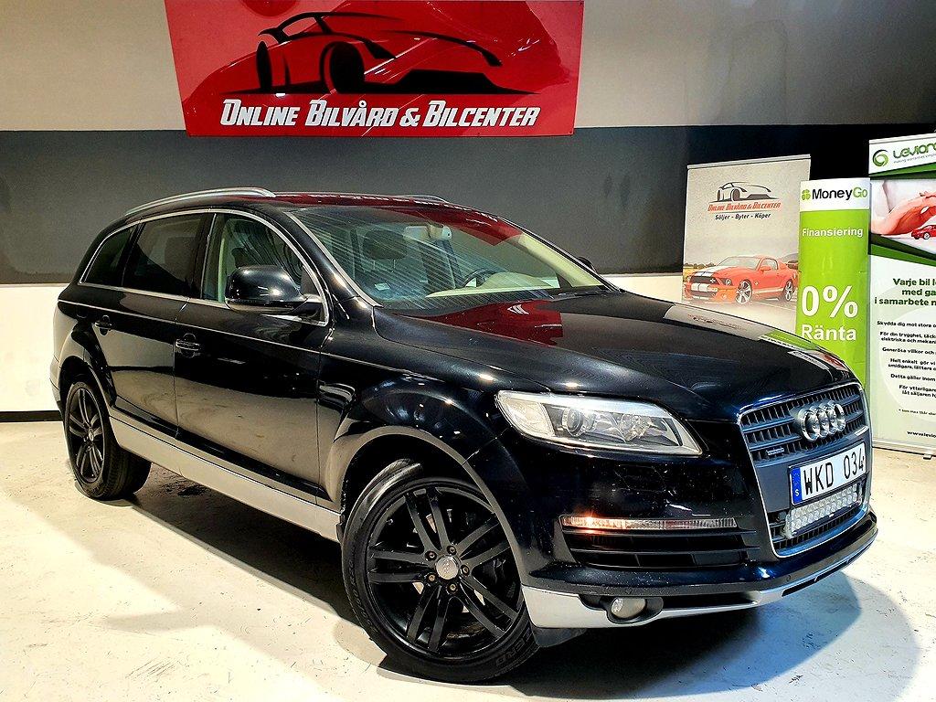 Audi Q7 3.0 TDI quattro TipTronic Design 7-sits 233hk