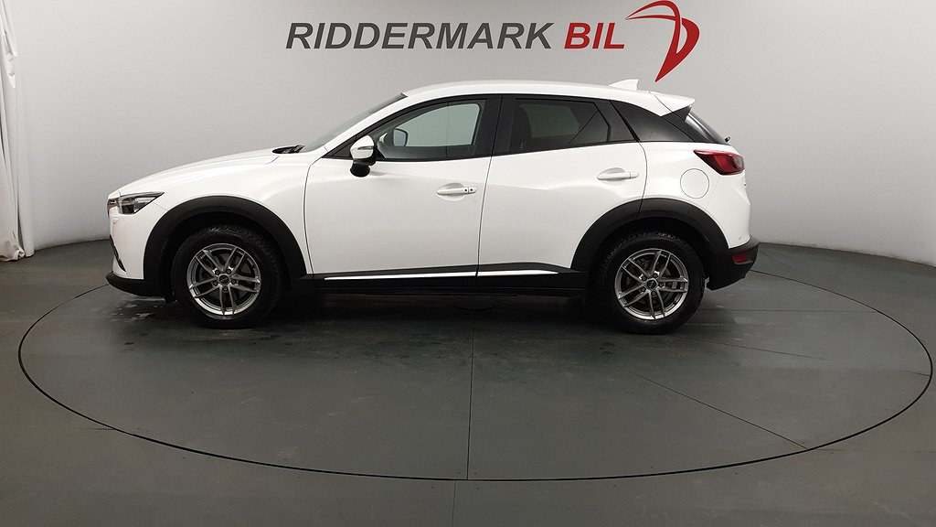 Mazda CX-3 2.0 SKYACTIV-G 150hk AWD OPTIMUM