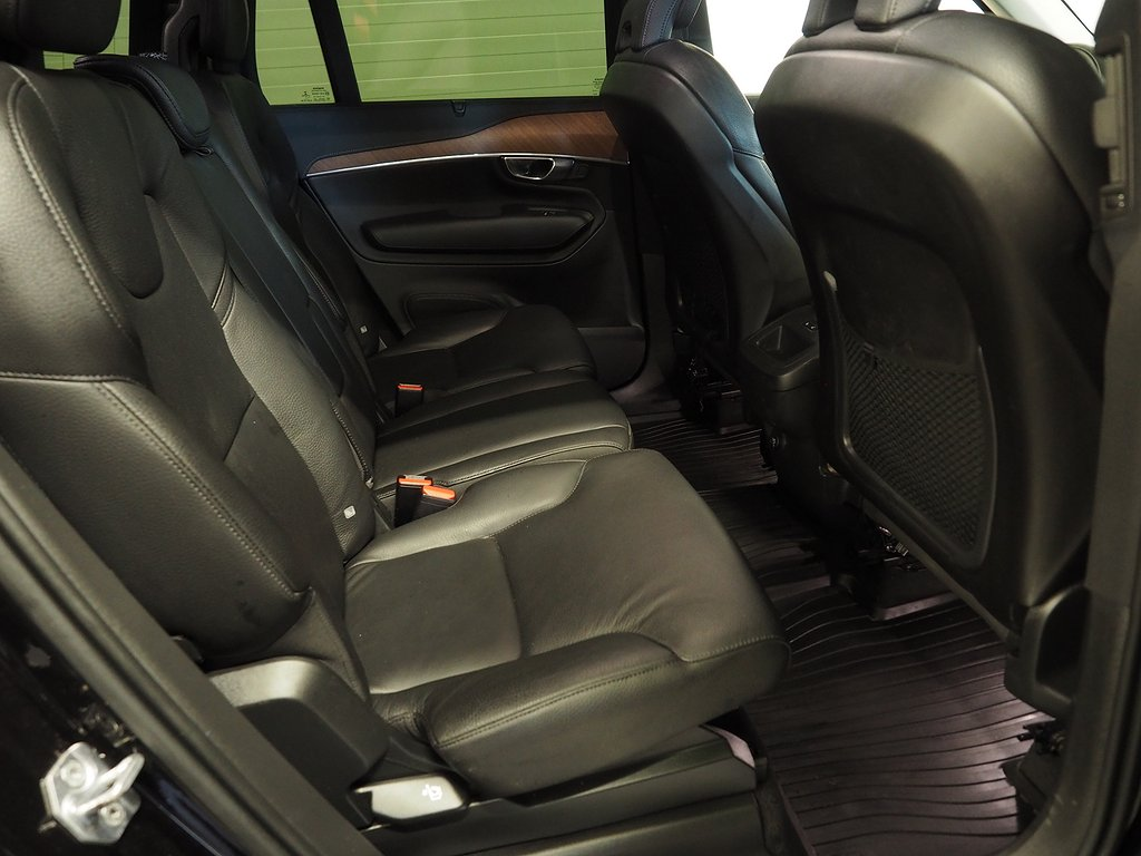 Volvo XC90 T5 AWD Automat Inscription 7-sits 250hk 2019