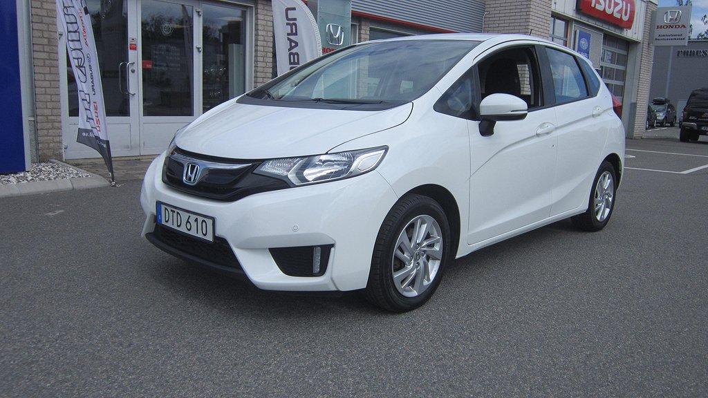 Honda Jazz 1.3 i-VTEC Euro 6 102hk