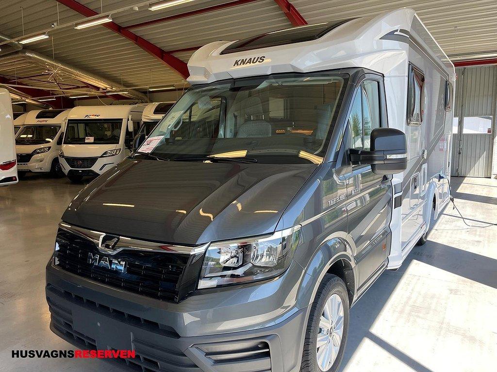 Knaus Van TI Plus 650 MEG Platinum Selection -MAN