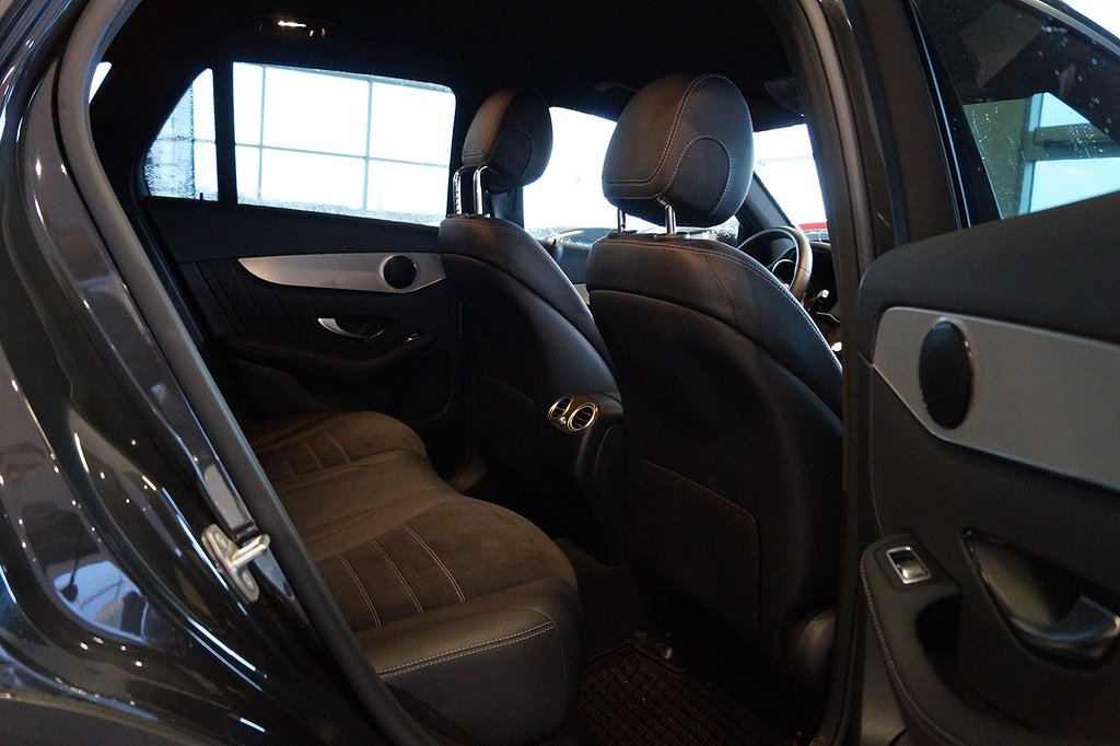 Mercedes-Benz GLC *1.95%ränta&5000kr i fritt bränsle* 200 d 4MATIC AMG // Värm