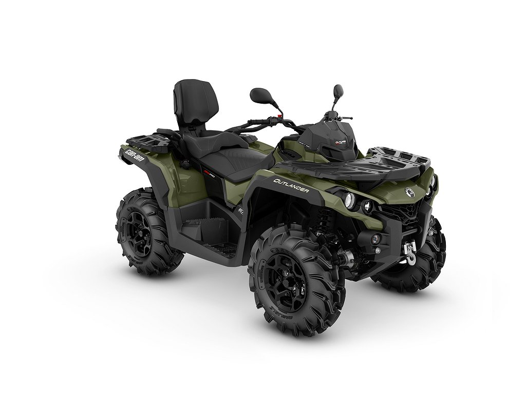 Can-Am Outlander 570 MAX PRO+