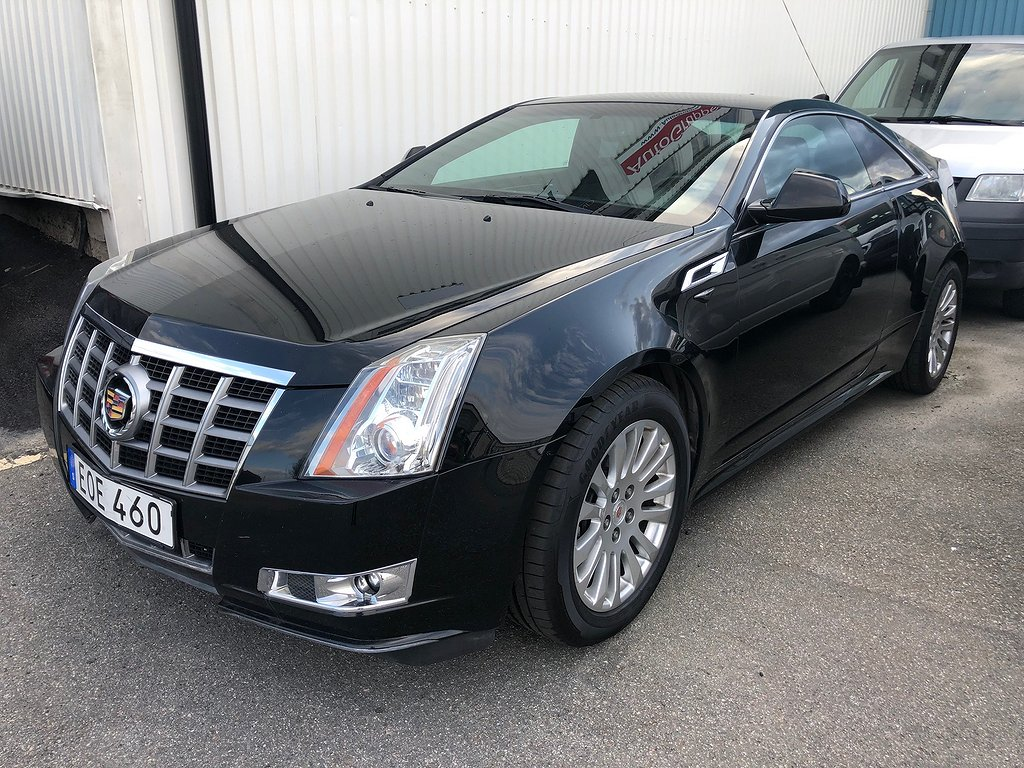 Cadillac CTS Performance Coupe AWD  322hk
