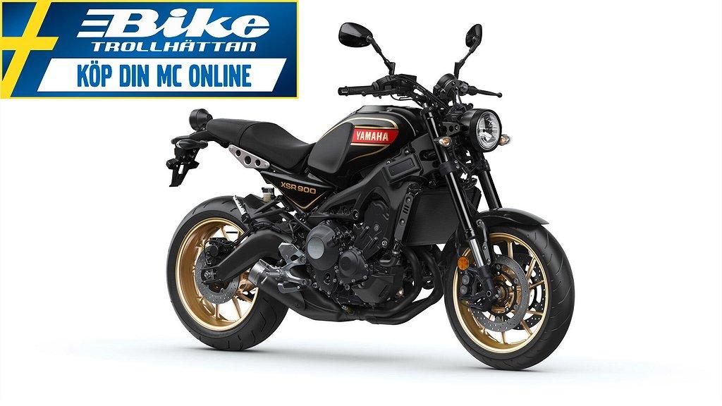 Yamaha XSR900 80 BLACK