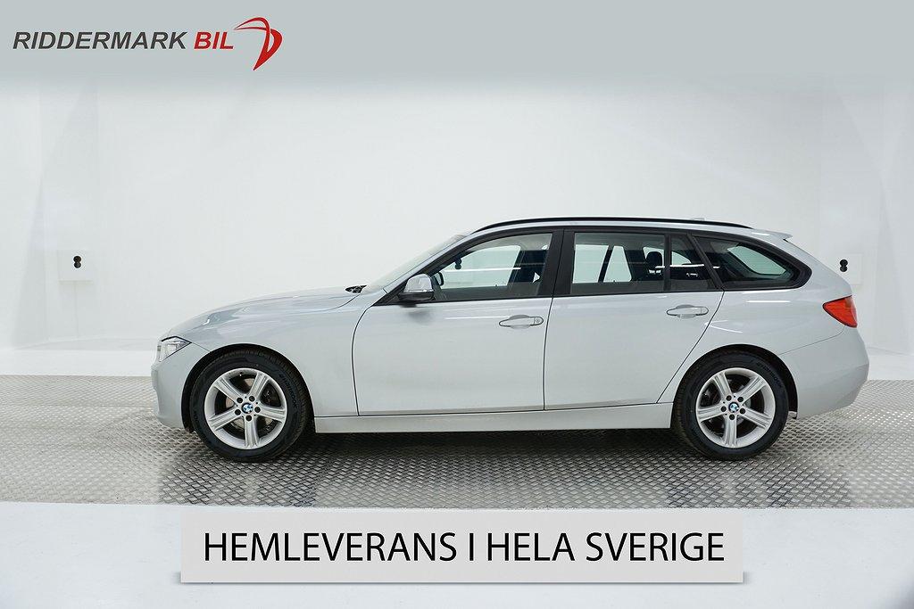 BMW 320d Touring, F31 (184hk)